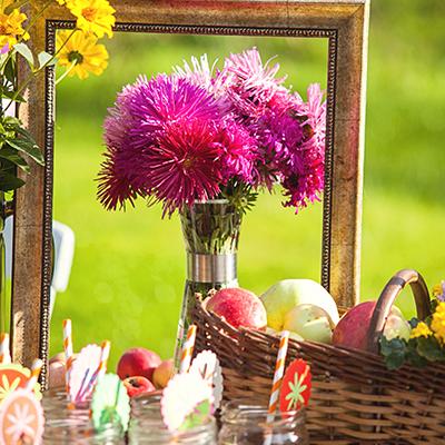 Mergvakario idėja - šventės organizavimas ir dekoravimas