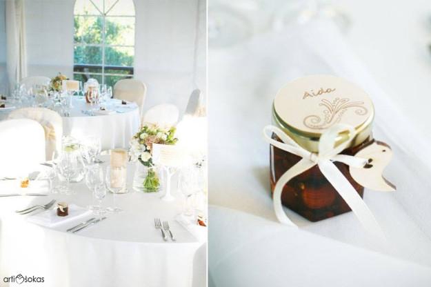 Dovanėlės svečiams vestuvėse