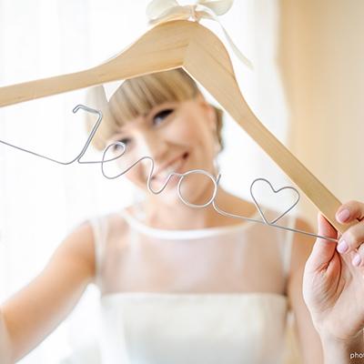 Nuotakos pakaba vestuvinei suknelei