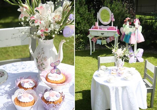 Gimtadienio dekoravimas - erdvės ir saldaus stalo dekoras