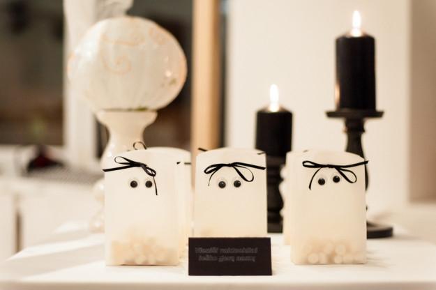 Dovanėlės lauktuvės svečiams su vaiduokliais