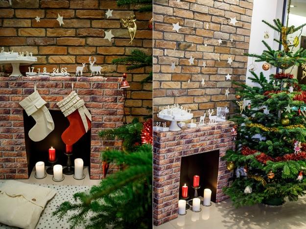 Kalėdų puošimas namuose