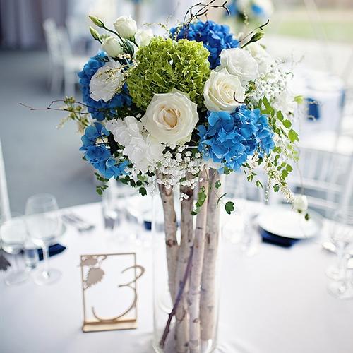 Vestuvių stalų puošimas ir dekoravimas