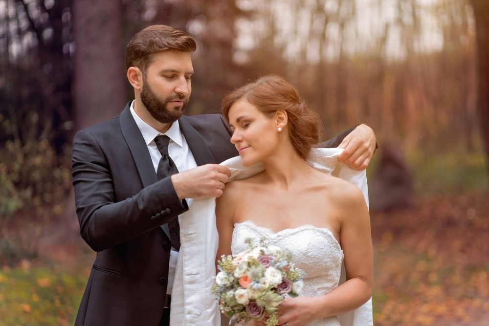 Rudens vestuvės